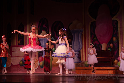 Janice as Clara in The Nutcracker-20