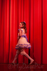Janice as Clara in The Nutcracker-2