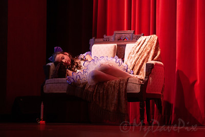 Janice as Clara in The Nutcracker-5