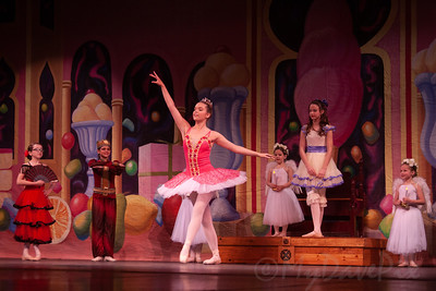Janice as Clara in The Nutcracker-14