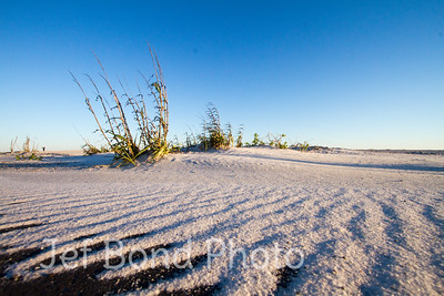 Sands of Fort Pickens