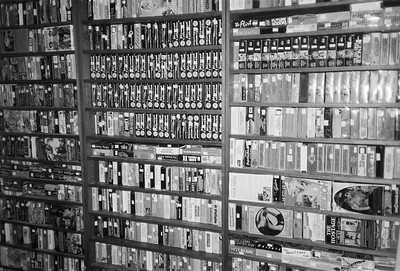 Bill Caits and his Adult Video Collection, 1989 - 4 of 6