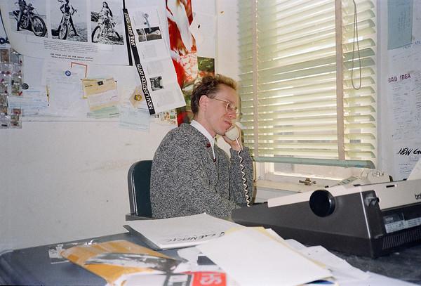 Stephen Parr, Nite Club Video, 1987