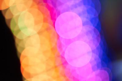 bunte LED