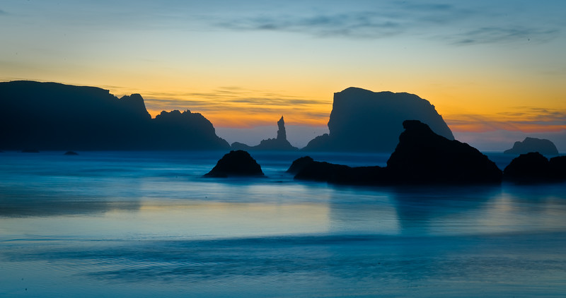 Bandon Sunset, Oregon