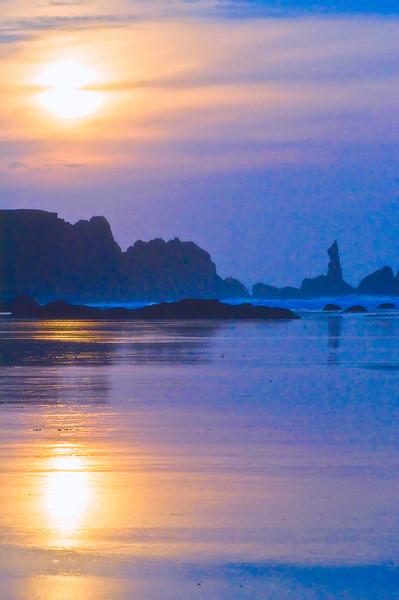 Bandon Sunset, Oregon