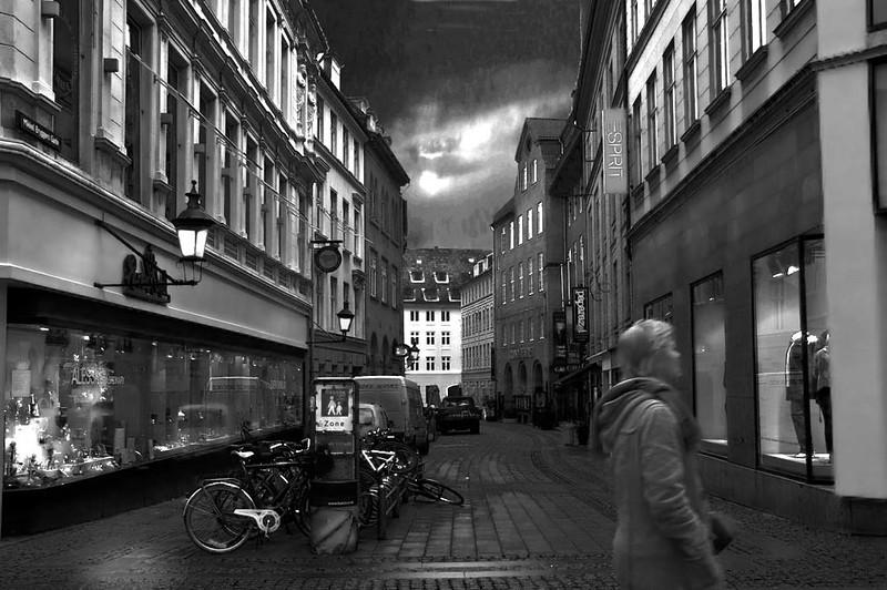 Early Morning Copenhagen