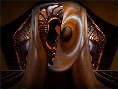 Stairwell Conundrum