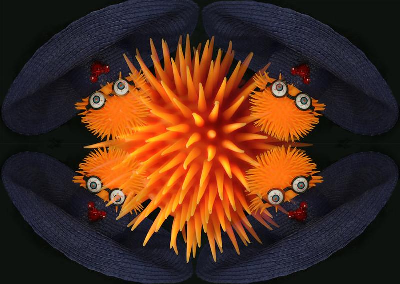 Orange Munchkins