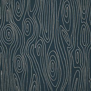 Faux Bois Wood Hand Drawn Patterns