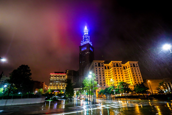 Early Morning Summer Rain - CLE