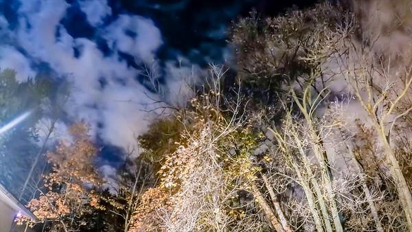 Night Timelapse Backyard 3