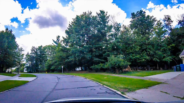 Drive to Cedar Point Timelapse