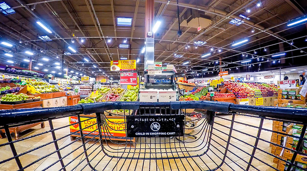 Grocery Shopping Timelapse Videos