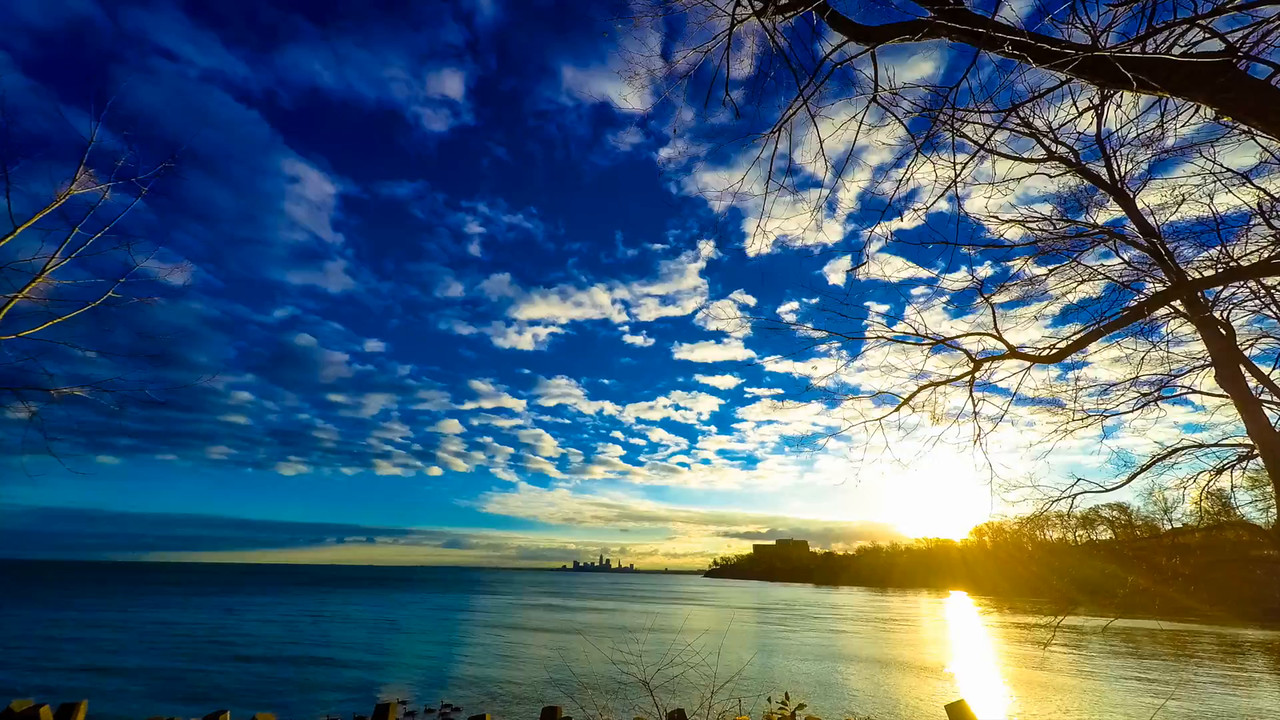 Lakewood Park Sunrise 1