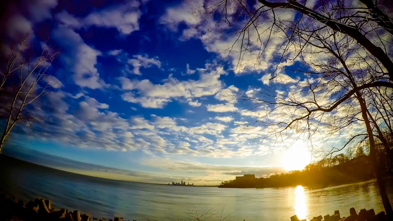 Lakewood Park Sunrise 2