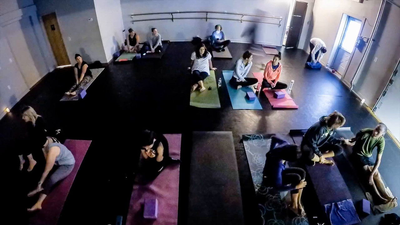 Thanksgiving Yoga Main Class