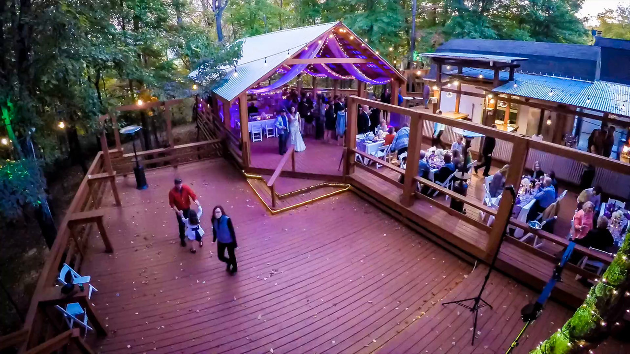 Jenn & Erik Wedding Timelapse 6
