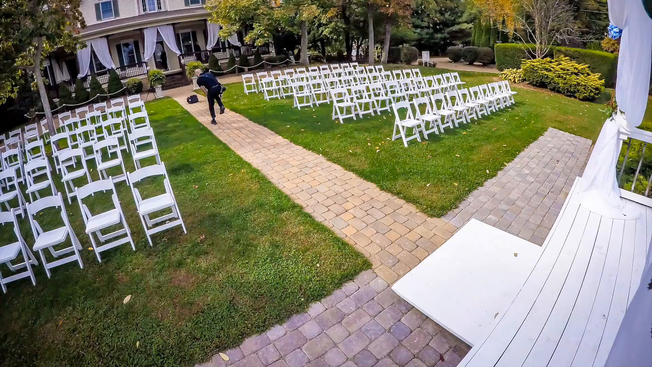 Jenn & Erik Wedding Timelapse 3