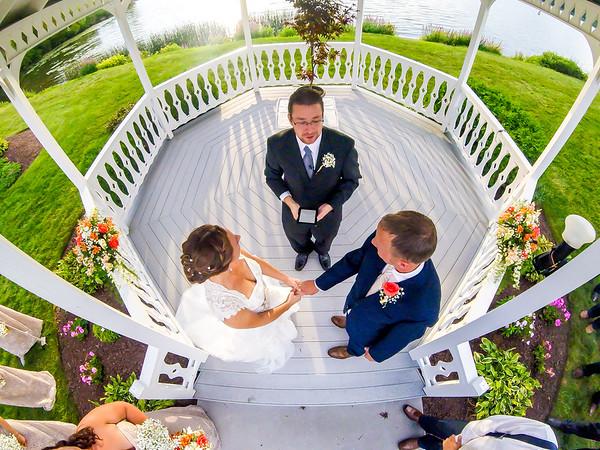 Keri & Tyler Wedding Timelapse Videos