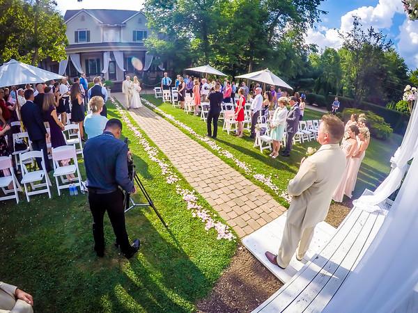 Renea & Tyler Wedding Timelapse Videos