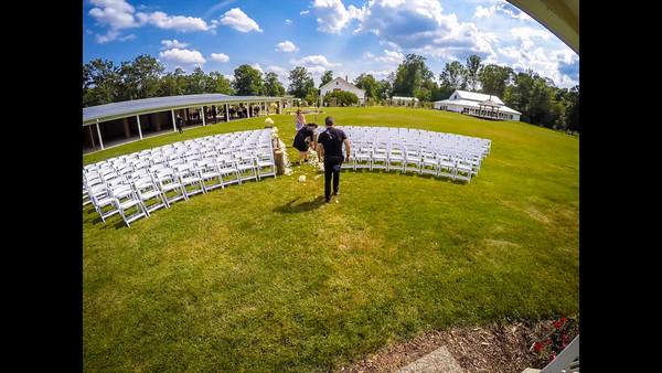 Sara & Jeremy Wedding Timelapse 1