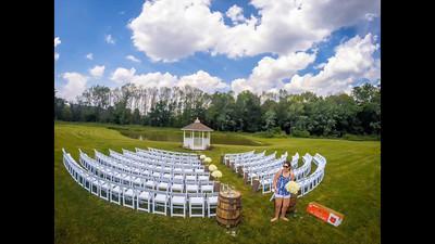 Sara & Jeremy Wedding Timelapse 2