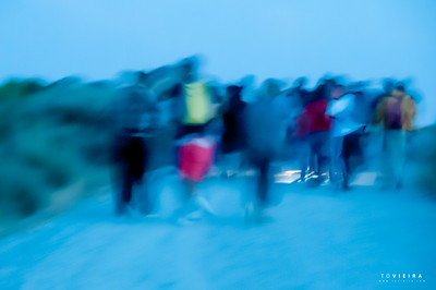 walking (long exposition and ICM) 0,5s at f/5.6 ISO 3200 Nikon D300