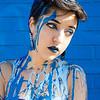 Mia--Blue Shoot