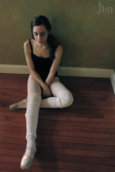 Sarah--Ballet Shoot