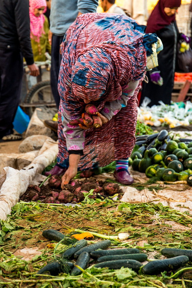 At the Souk