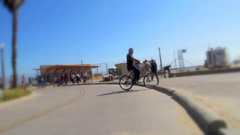 SM to Venice Bike