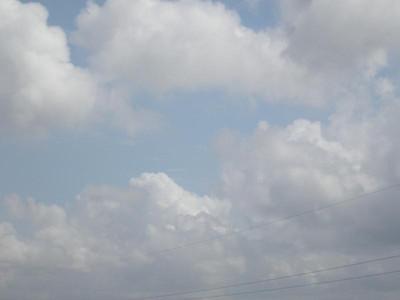 Clouds, anyone?