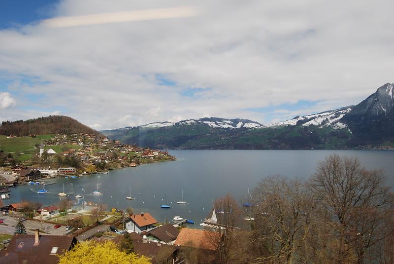 Swiss landscape