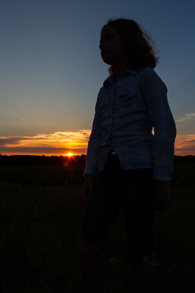 Week 25 - Portrait: Silhouette