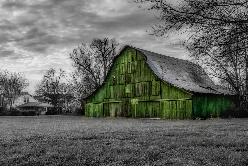 Week 10 Vision: Selective Color