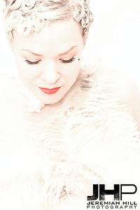 Bonny In White #10442