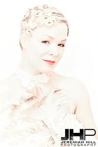 Bonny In White #10302