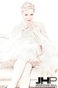 Bonny In White #10162