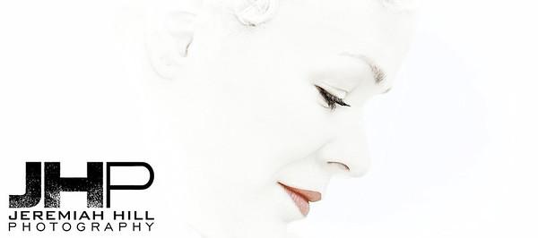 Bonny In White #1088
