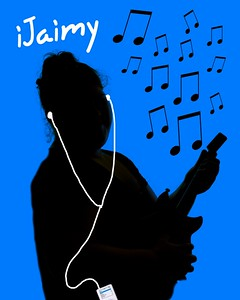 iJaimy guitar blue ver3