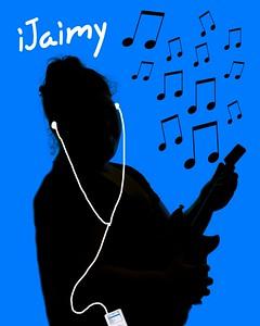 iJaimy guitar blue ver3