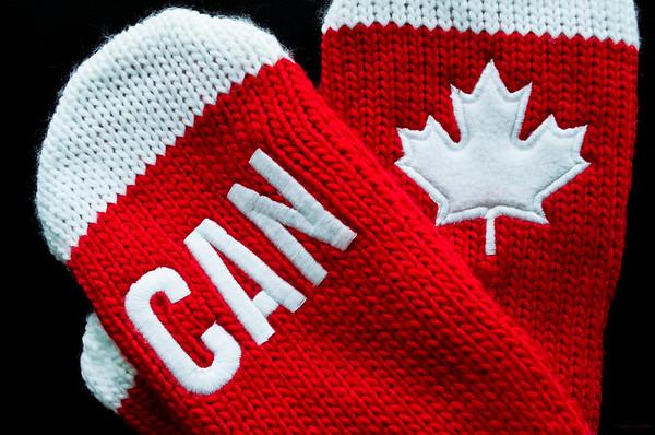Week 1/52  RED  GO Canada!!