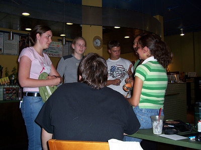 Improv Shows - July 2005