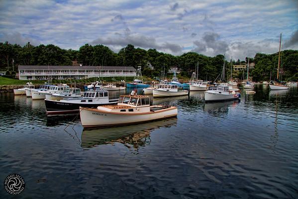 Perkins Cove, Ogunquit Maine