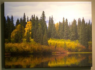 18 x 24 Gallery Wrap-Alaska