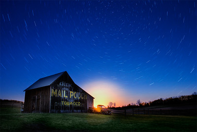 Cuchara mail pouch barn sunrise star trails 5048d_041115