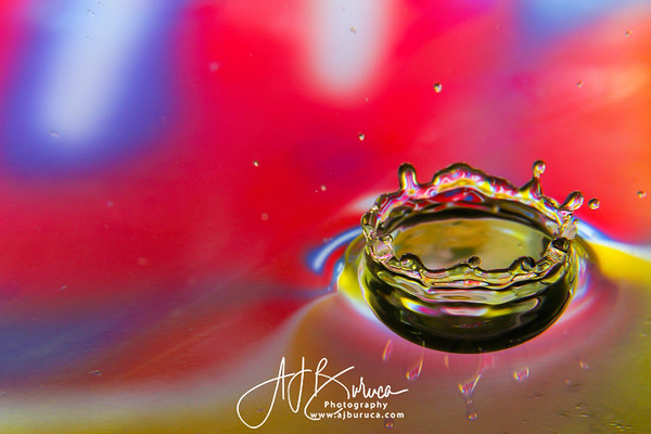 Crown Water Drop
