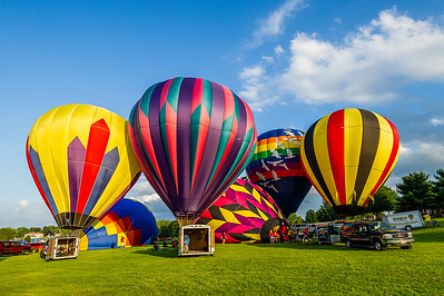 Western Pennsylvania Balloon Quest - NEW CASTLE PA 2017