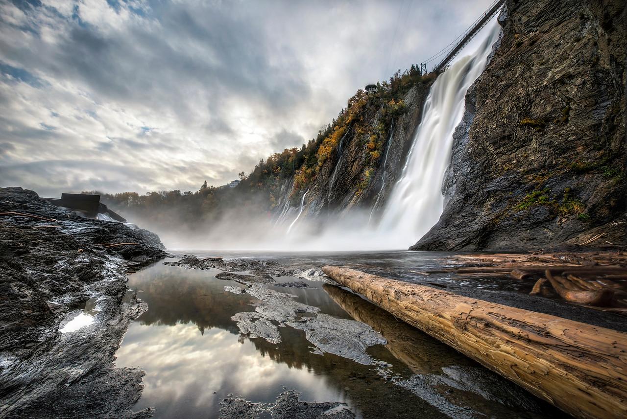 Cloud Falls